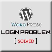 How to Solve Admin Login Problem in WordPress