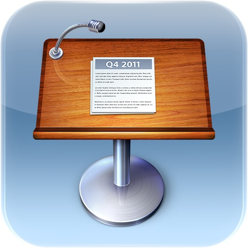 keynote app for mac