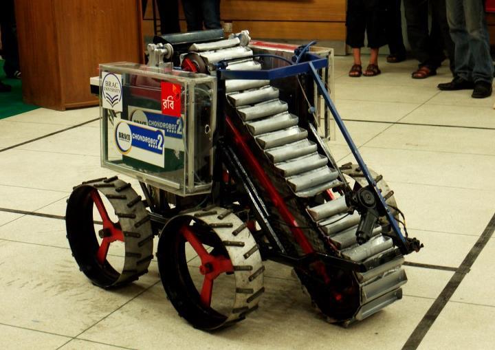 Chondrobot 2