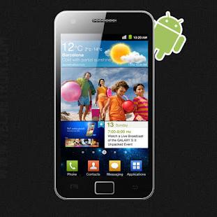 Gadget Samsung Galaxy SII