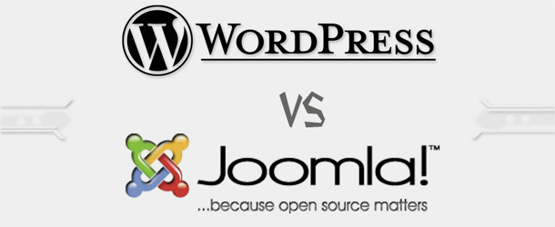 Combating Joomla with the world's famous WordPress