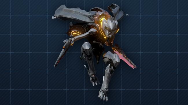 Promethean Knight Halo 4