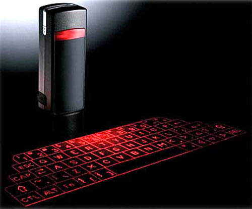 Virtual Creative keyboard