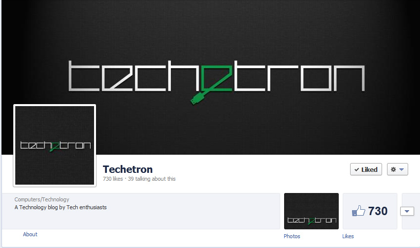 Techetron Facebook Page