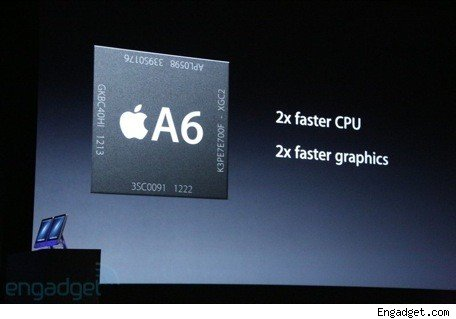 a6 processor