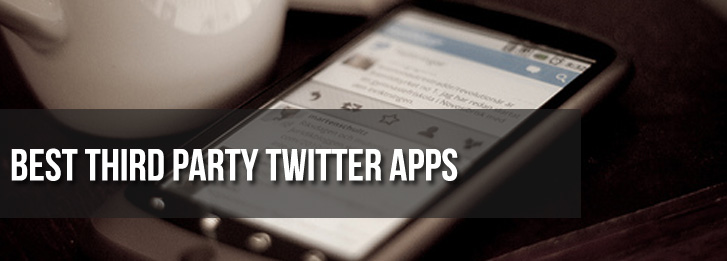 Third Party Twitter Apps