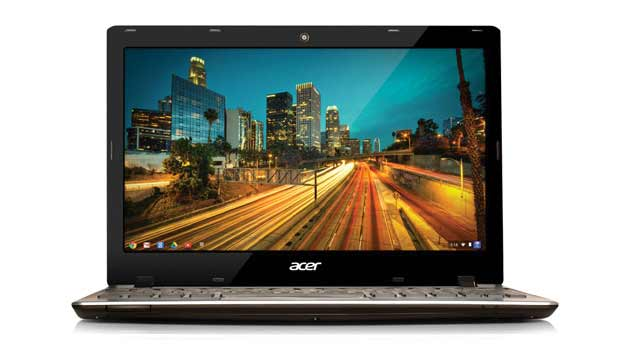 The Acer C7: New Chromebook at only $199