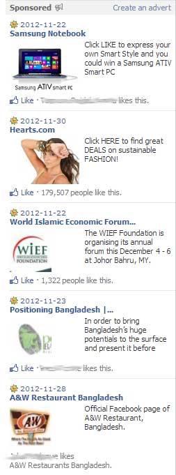 Facebook Ad