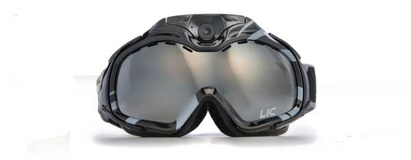 Gadget: Goggle With HD Camera