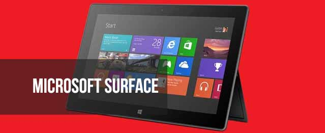 4 Reasons Why You Should Get Microsoft Surface