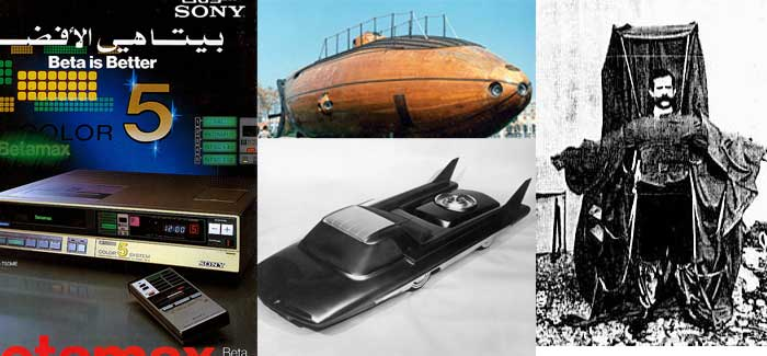 10 Incredible Pieces of Tech that Should Probably Have Never Existed