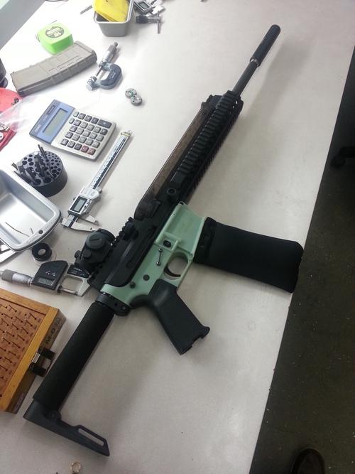 3-D Printable Guns