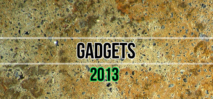 4 Gadgets That Will Be Storming the Charts in 2013