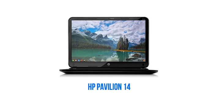 Hewlett Packard's First Chromebook- HP Pavilion 14