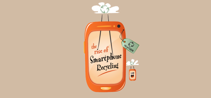 The Rise of Smartphone Recycling [Infographic]