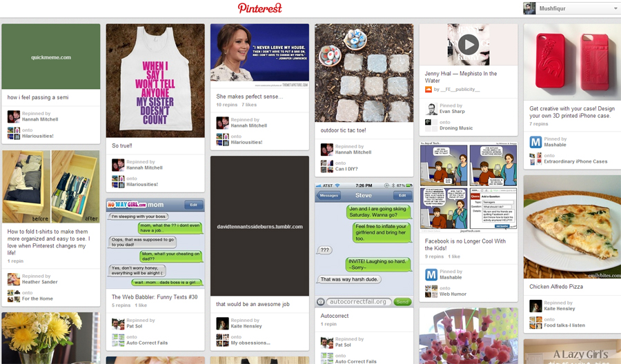 Want to Conquer Pinterest? Forget Shameless Self-Promotion