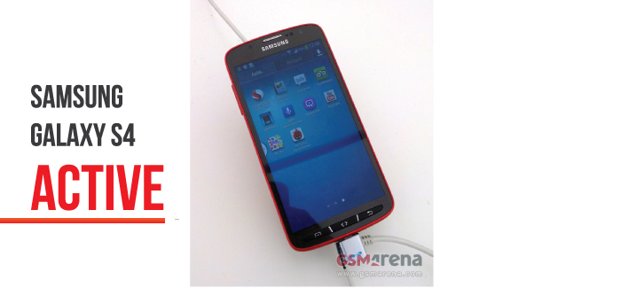 Samsung Galaxy S4 Active Pictures And Video Leaked