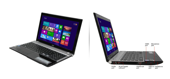 Acer Aspire V3 Laptop