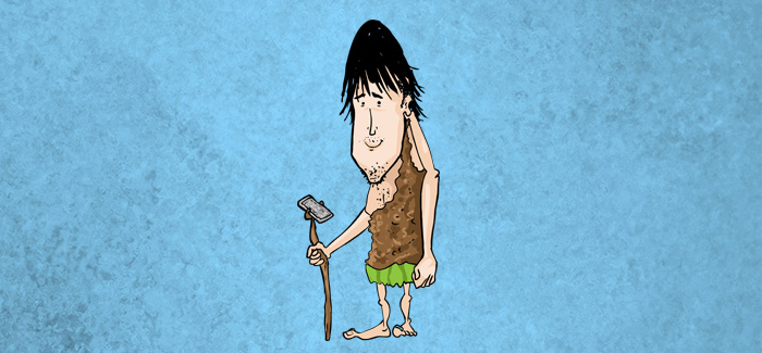 Caveman Chronicles: The Not So Mr. Smart Guy