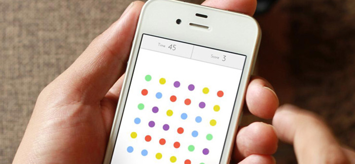 Dots- The iPhone gaming app that will get you hooked