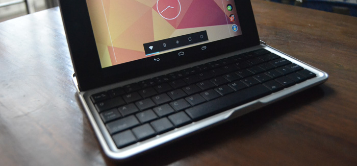Nexus 7 Keyboard Case Review