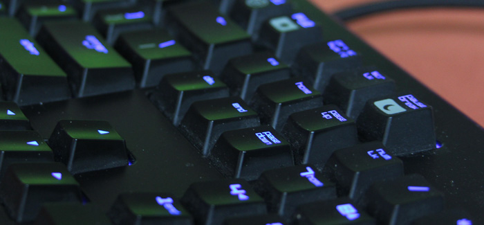 Razer BlackWidow Keyboard Review