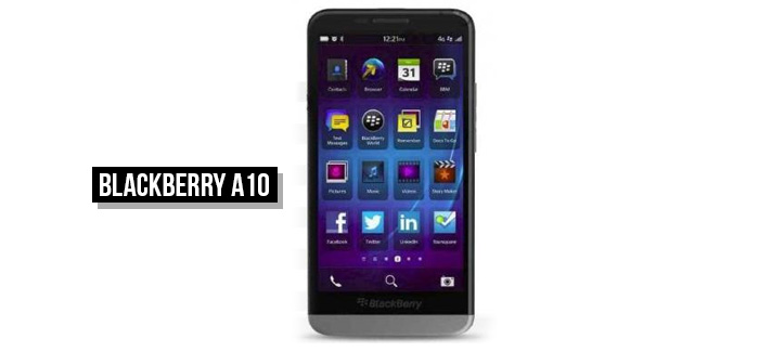 Blackberry A10 specifications leaked!