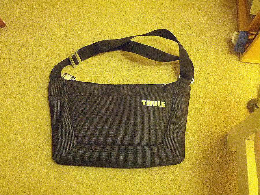 Thule Crossover 15L Messenger Bag Review