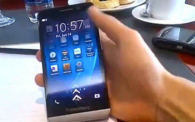 BlackberryA10