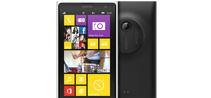 Nokia Lumia 1020: A smartphone with 41-Megapixel Camera