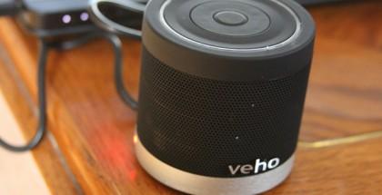 Veho bluetooth speaker