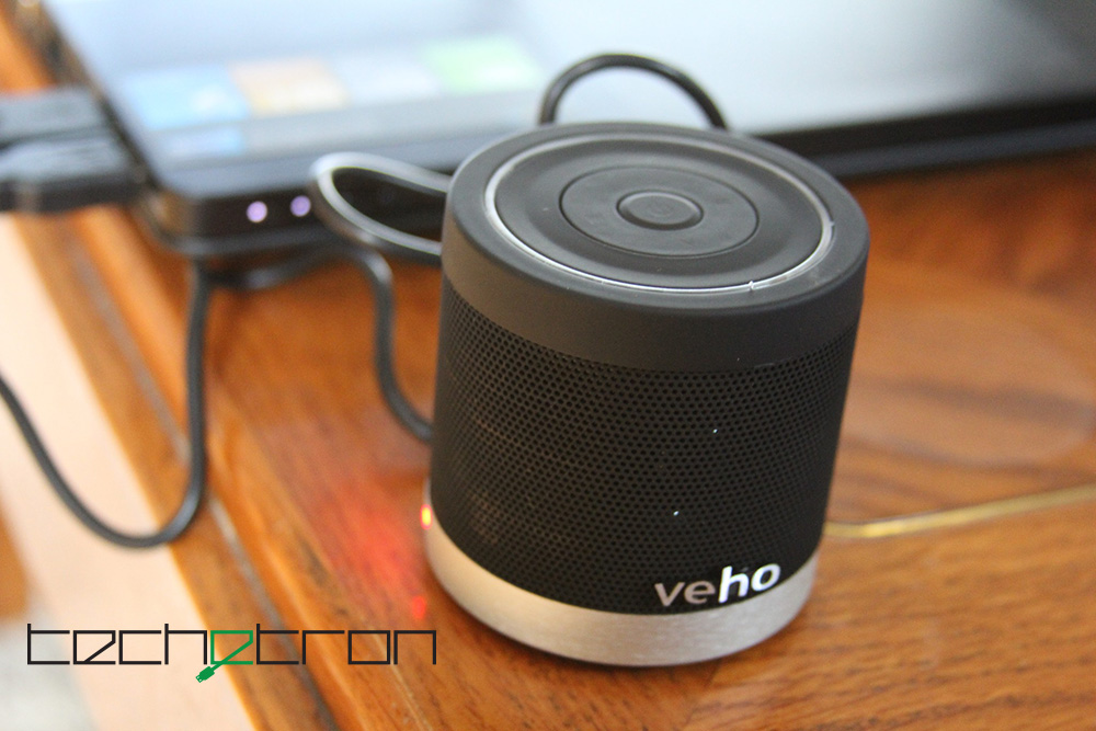 Veho VSS-009-360BT M4 Bluetooth Wireless Speaker