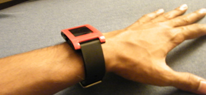 Sometimes Simplicity is Key – Pebble Smartwatch Review