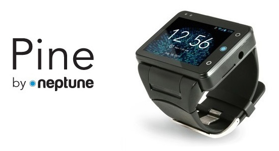 Pine- A Robust, Definitive Smartwatch by Neptune