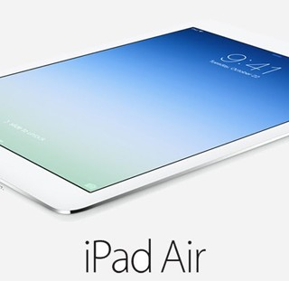 iPad Air impressions from a Non-Tablet Non-Apple user
