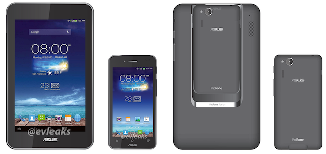 ASUS PadFone Mini leaked ahead of December 11 launch