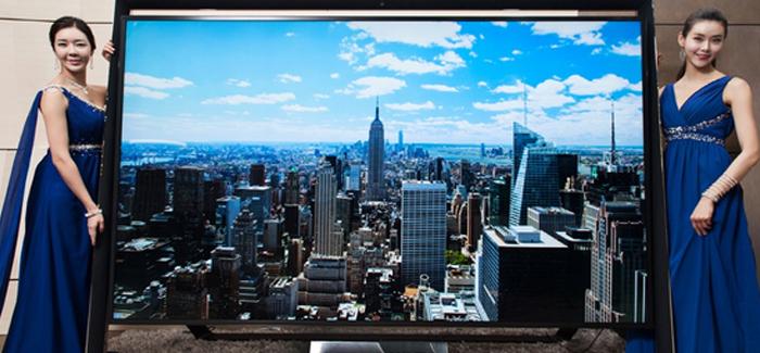 Samsung launches a massive 110-inch Ultra HD TV