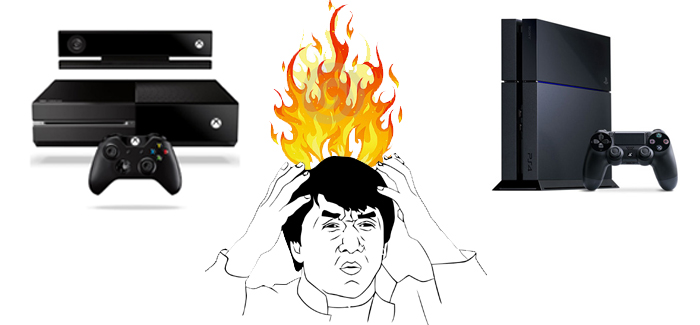 Xbox One or PS4? —The Question in Every Gamer's Mind