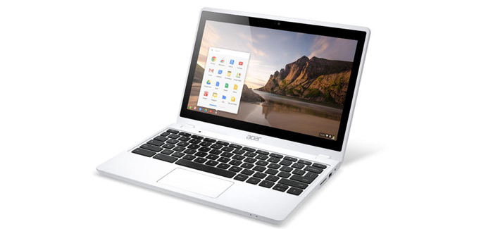 Acer announces C720P Chromebook with a €299 price tag