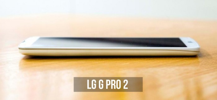 LG G Pro 2 images leaked ahead of MWC 2014