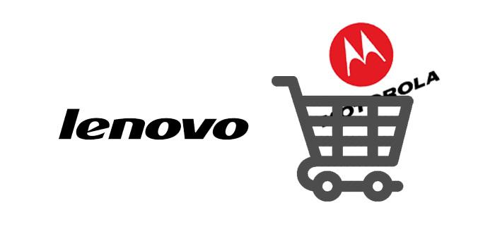 Motorola Sold to Lenovo for $2.91 Billion