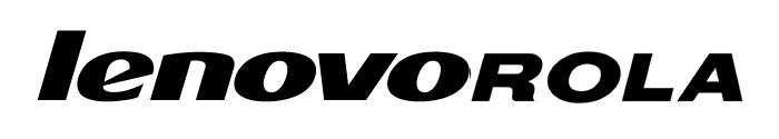 Imagine Motorola being renamed to Lenovorola!