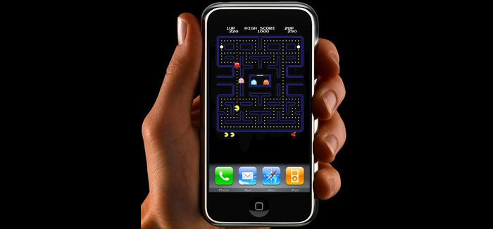 The Rise of Mobile Games [infographic]