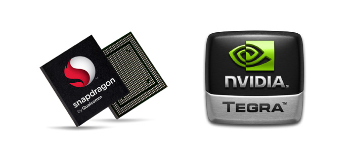 Snapdragon & Tegra: Tablet Choices
