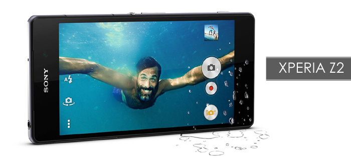 Sony expands the Z series with the Xperia Z2