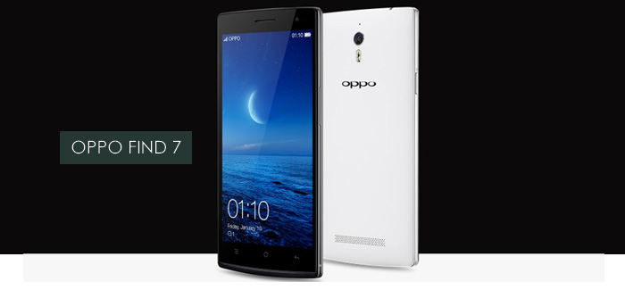 Oppo Find 7: World's first smartphone with 5.5-inch Quad HD Display