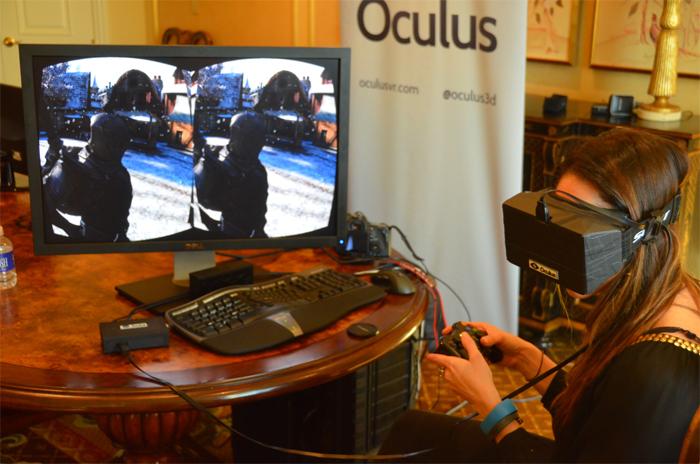 oculusriftexperience