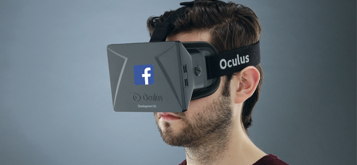 Facebook, the future of Virtual Reality?