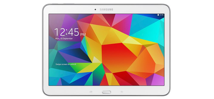 Samsung unveils Galaxy Tab 4