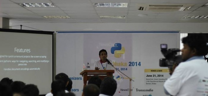 Event: PyCon Dhaka 2014